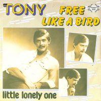 Cover Tony [BE] - Free Like A Bird